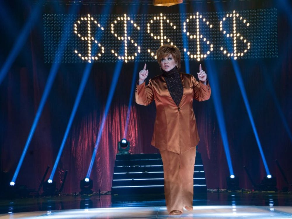 """Melissa McCarthy in """"The Boss."""" (Hopper Stone/Universal Pictures/TNS)"""