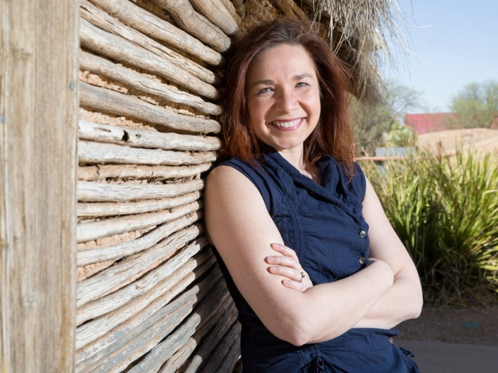 Katharine Hayhoe will give a lecture 7:30-9 p.m. March 26 at the IU Fine Arts Building Auditorium. Hayhoe is a climate scientist known for speaking to academic and religious groups.