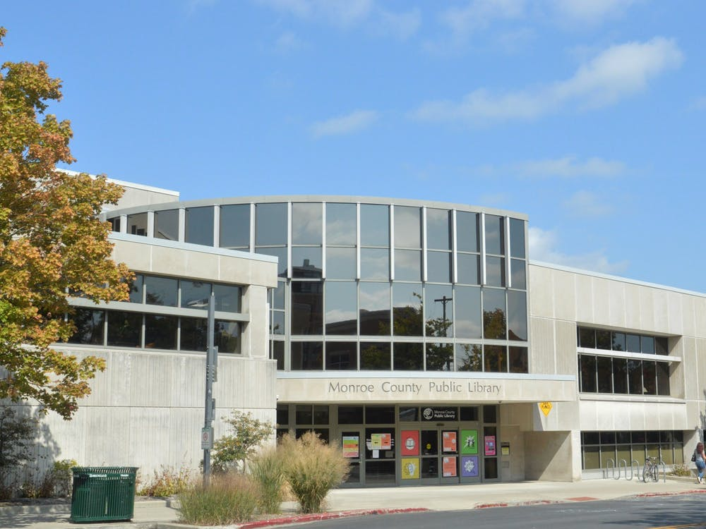 Monroe County Public Library on Kirkwood Avenue will return to only providing curbside pickups due to a higher number of COVID-19 cases in Monroe County.