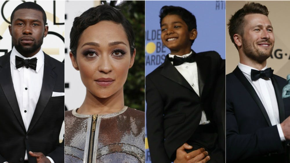 Trevante Rhodes, Ruth Negga, Sunny Pawar and Glen Powell are just a few of the breakout stars of this year's Oscars.