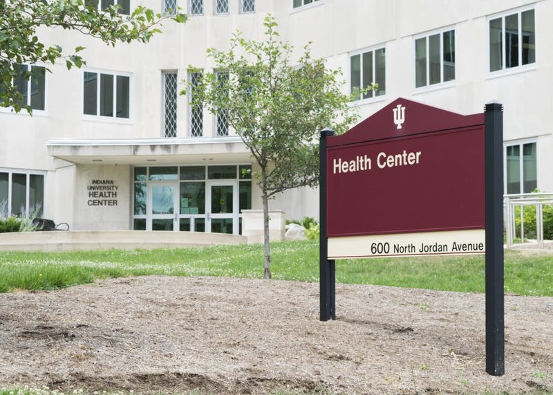 The IU Health Center is located at 10th Street and Jordan Avenue. Campus Action for Democracy organized a town hall Wednesday night to discuss issues students have with the center.