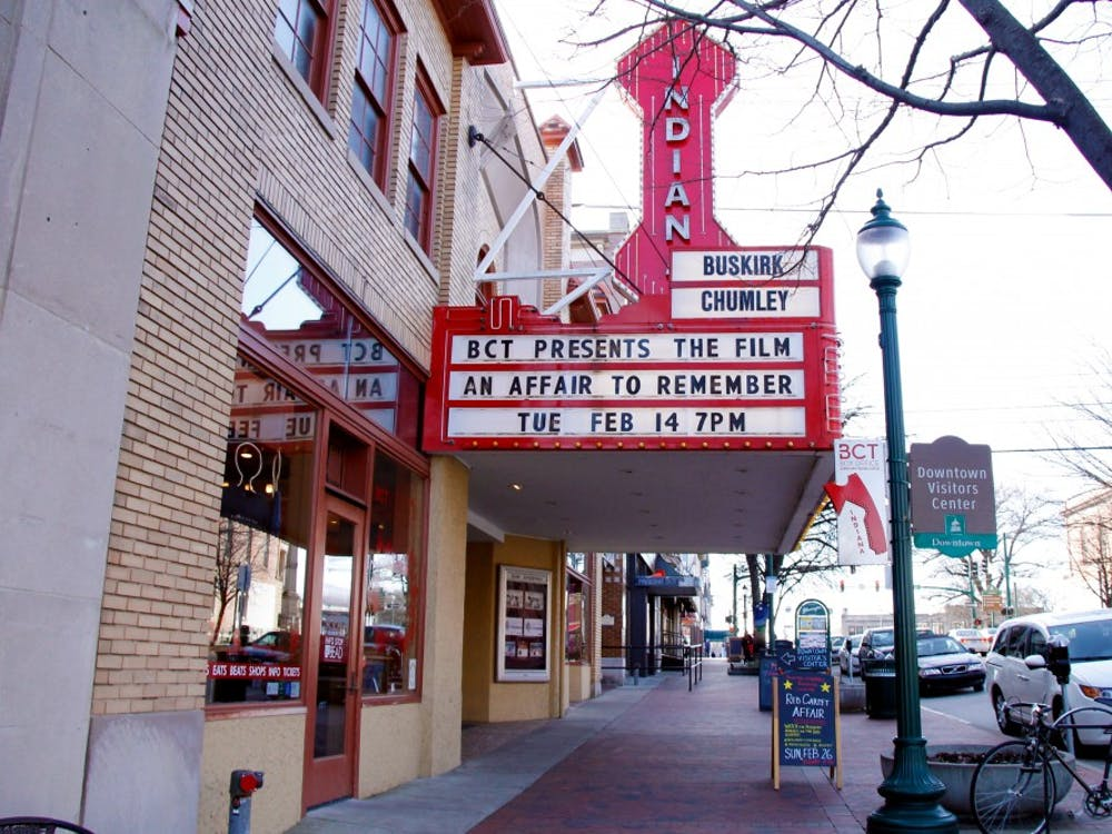 """The Buskirk-Chumley Theater presented a special Valentine's Day screening of """"An Affair to Remember"""" on Feb. 14, 2017. The Wild and Scenic Film Festival will take place Sunday."""