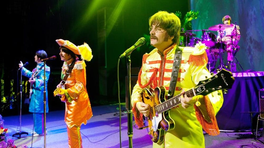 Rain will hit the IU Auditorium stage in February 2015 with a tribute to the Beatles.