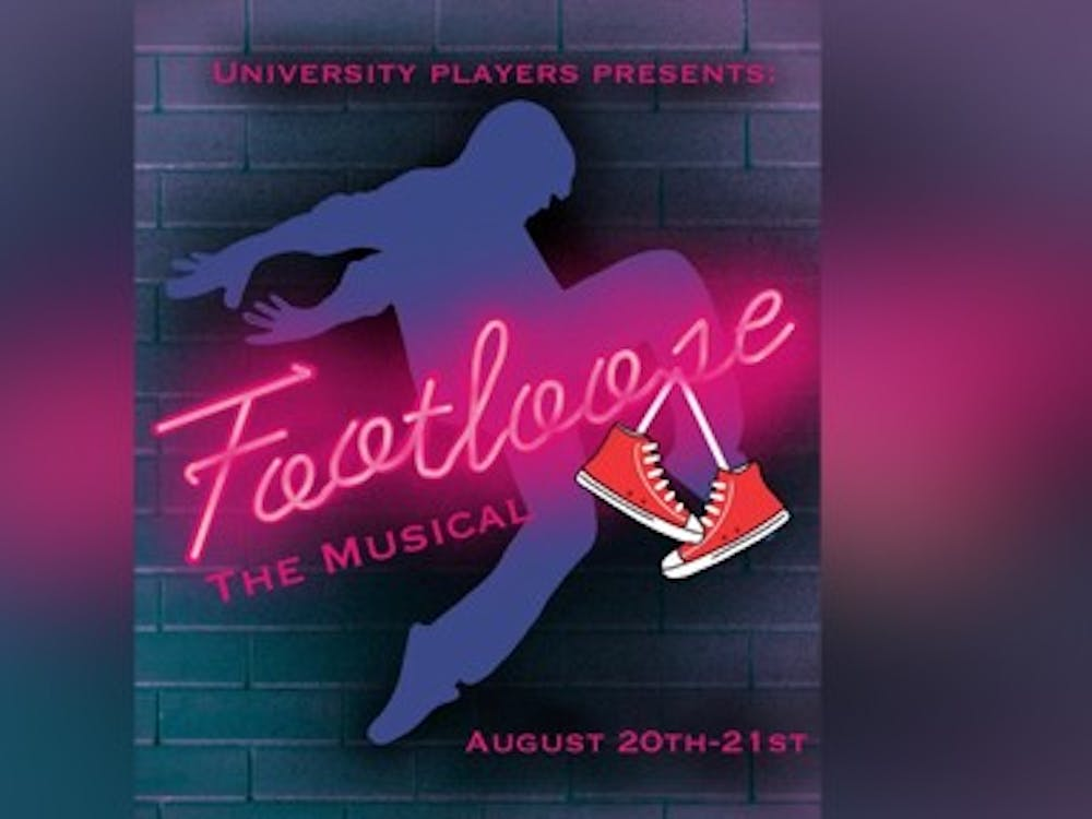 """The University Players announced Friday that it will produce the musical """"Footloose"""" this summer. The show will premiere Aug. 20-21, during IU's welcome week."""