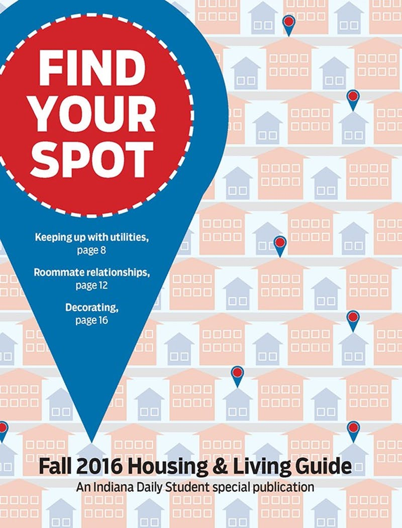 Housing & Living Guide Fall 2016