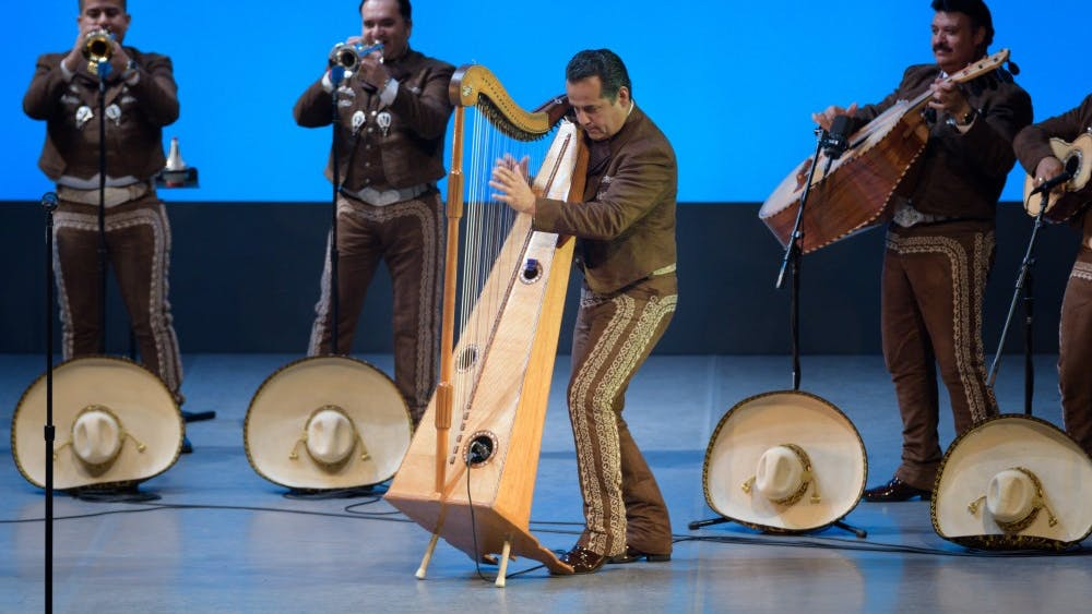 The Grammy Award-winning group Mariachi Los Camperos will play at 7 p.m. Feb. 9 at the IU Auditorium as a part of the Mexico Remixed festival. The group has released nine albums since it was founded in 1961 by Nati Cano.