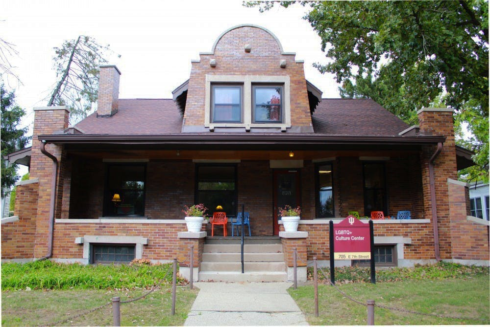 <p>The LGBTQ+ Culture Center is at 705 E. Seventh St. The LGBTQ+ Culture Center will offer a gender workshop on Wednesday. </p>
