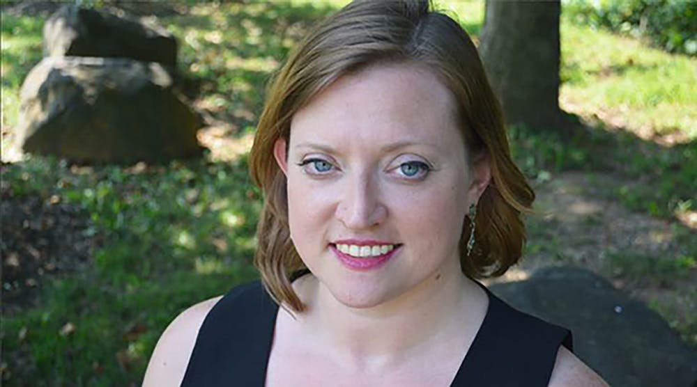 <p>IU assistant musicology teacher Jill Rogers is the creator of &quot;Music, Sound, and Trauma: Interdisciplinary Perspectives,&quot; a virtual conference scheduled for Feb.12-14. The conference will explore different topics relating to the intersection of music and trauma. </p>
