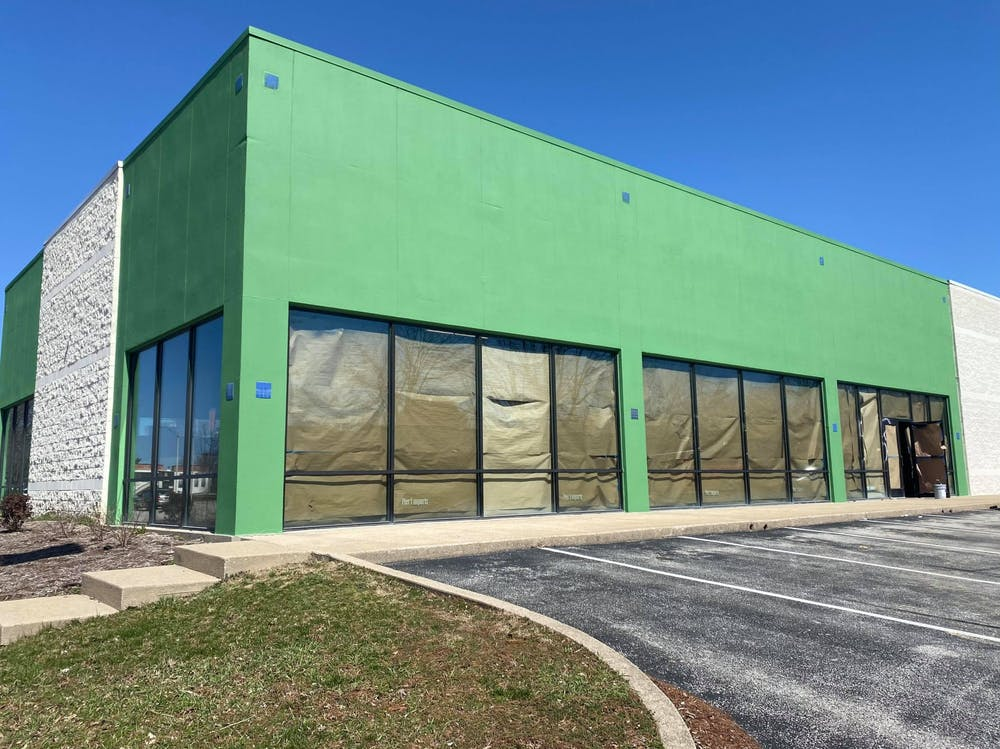 <p>The exterior of Morgenstern Books is pictured. The Bloomington bookstore will reopen its doors in June after nearly 25 years of being closed.</p>