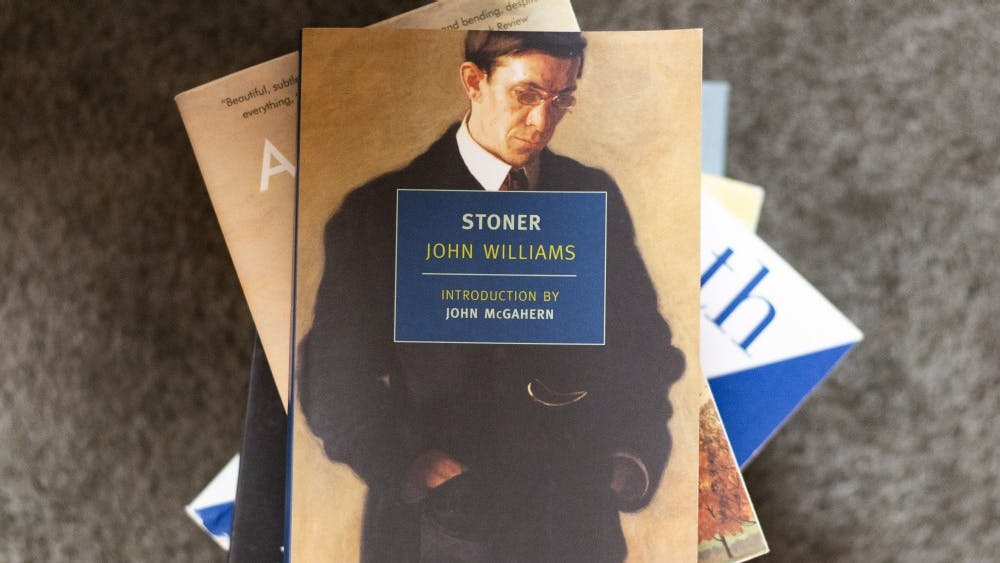 "John Williams' book ""Stoner"" was released in 1965 and follows the life of William Stoner, a farm boy turned academic, as he seeks to live and work amidst constant and bitter strife."
