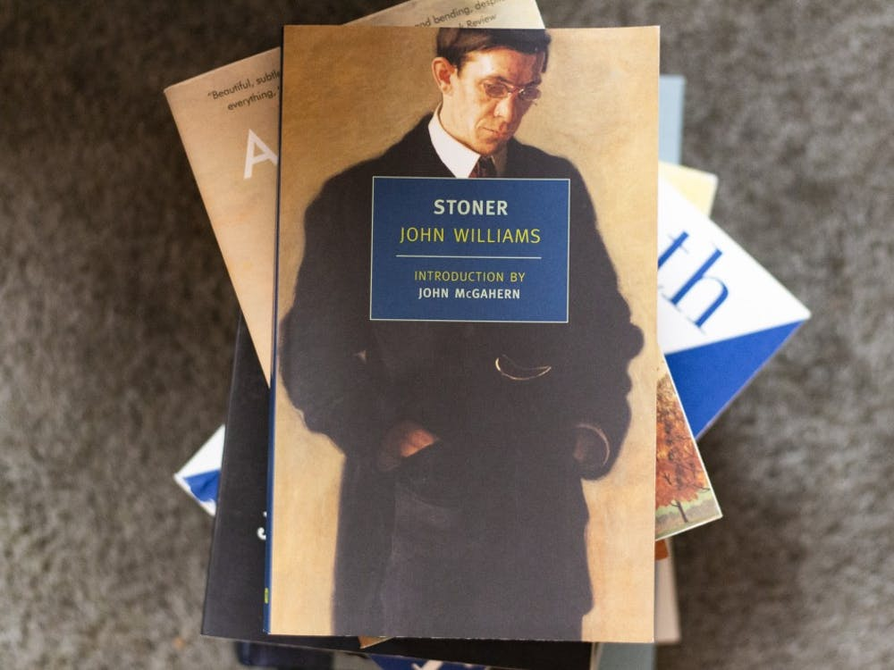 """John Williams' book """"Stoner"""" was released in 1965 and follows the life of William Stoner, a farm boy turned academic, as he seeks to live and work amidst constant and bitter strife."""