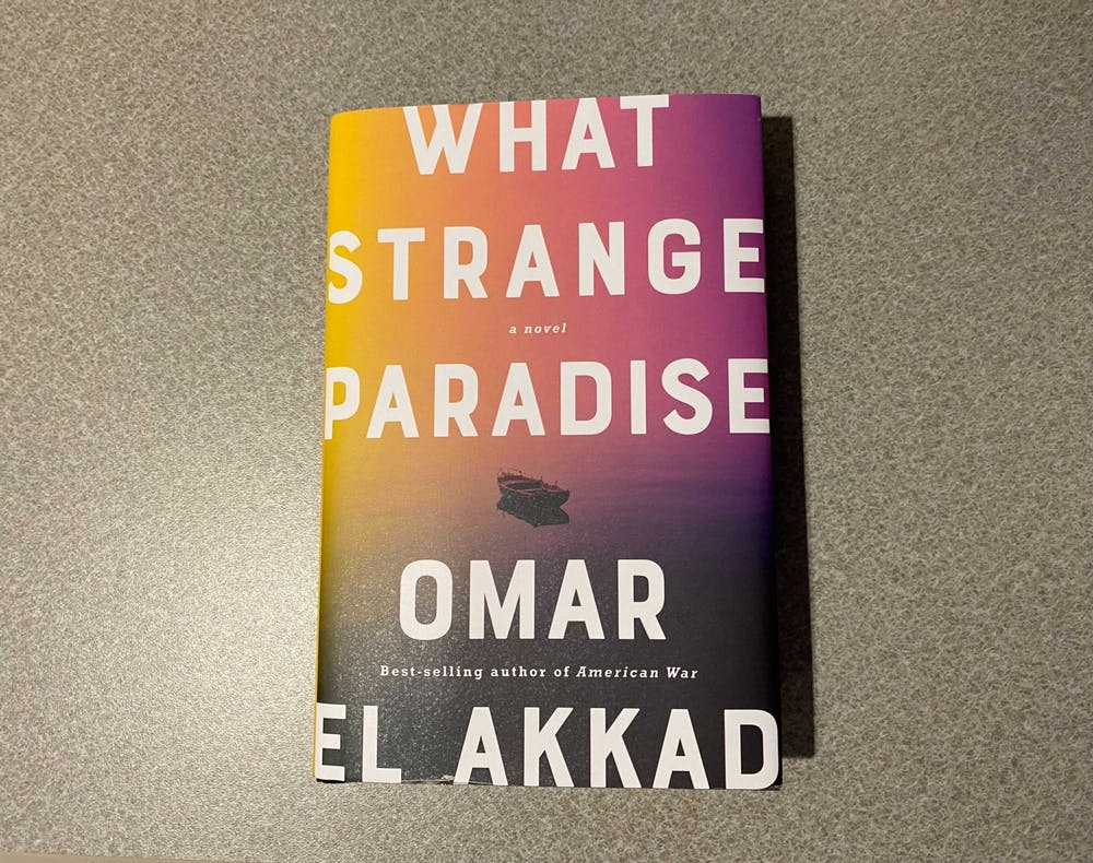 <p>Omar El Akkad released his novel &quot;What Strange Paradise&quot;  on July 20, 2021.</p>