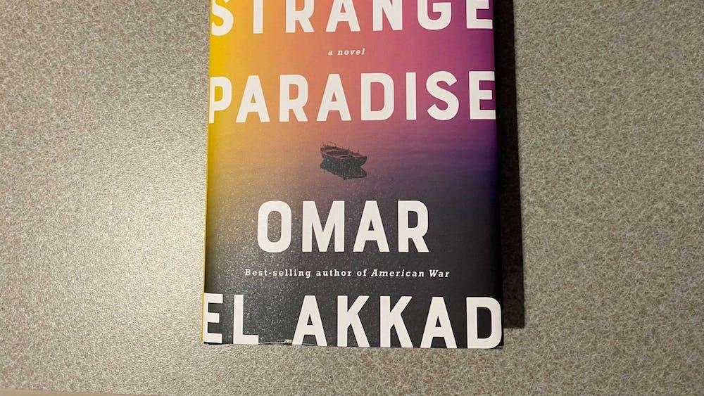 "Omar El Akkad released his novel ""What Strange Paradise""  on July 20, 2021."