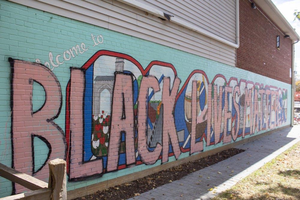 blacklivesmattermural