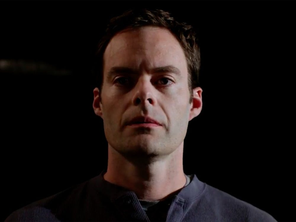 """Bill Hader in HBO's """"Barry."""" The show combines intellect and humor with darker themes as it follows a protagonist who struggles to find happiness and fulfillment."""
