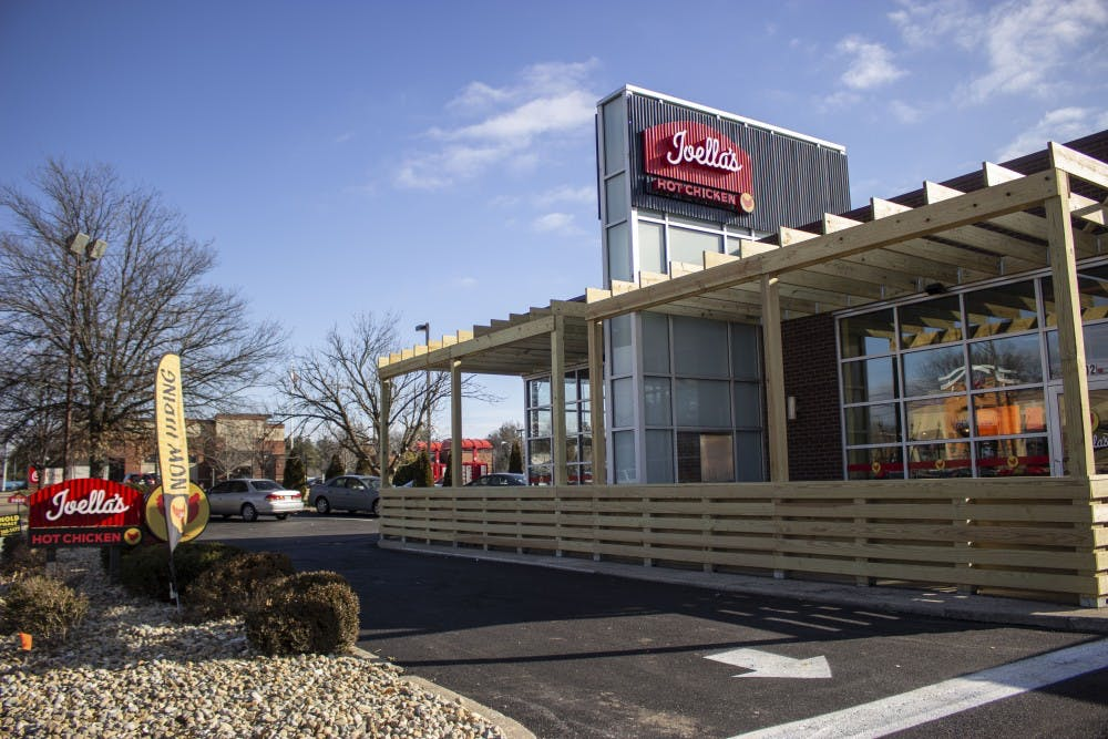 <p>Joella's Hot Chicken is opening a location on the east side of Bloomington near Target, taking the place of the Scholar's Inn Bakehouse.</p>