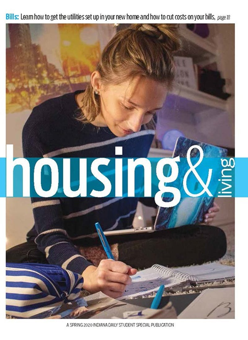 Housing & Living Guide Spring 2020