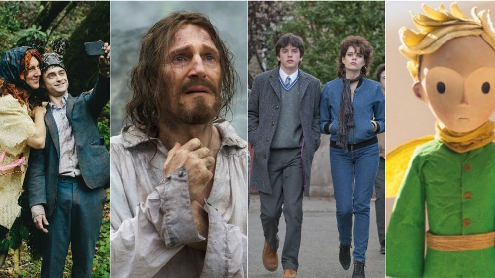 """""""Swiss Army Man,"""" """"Silence,"""" """"Sing Street"""" and """"The Little Prince"""" missed out on Oscar nominations this year."""