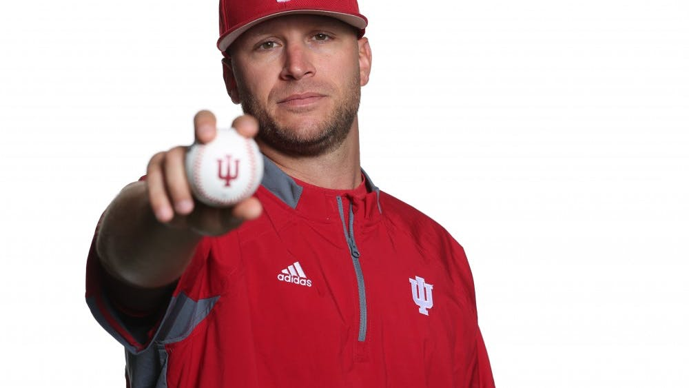 IU baseball Coach Jeff Mercer is from Bargersville, Indiana. Mercer coached Wright State University before coming to IU.