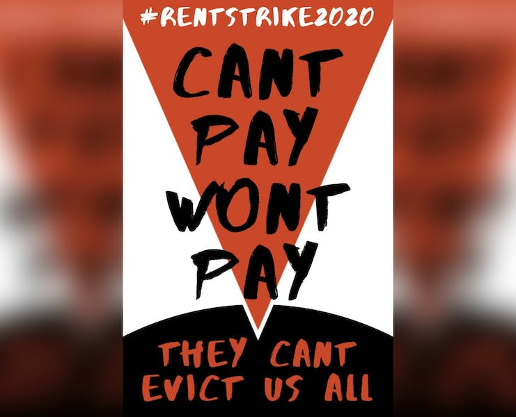 OPINION: Can't pay rent? Try a rent strike