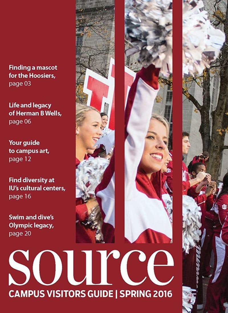 Source & Campus Visitor Guide