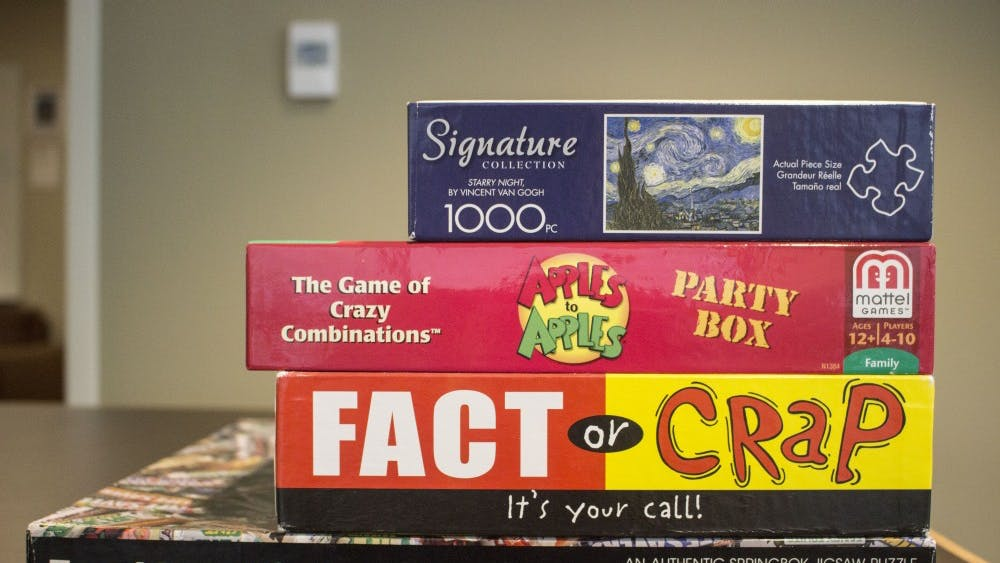 There are several board games that have had the rules bent to include alcohol. Some of these include Life, Risk, Sorry and Scrabble.