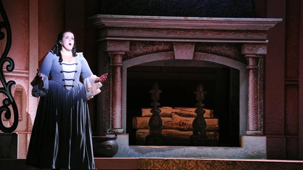 Opera singer Jacquelyn Matava will perform her doctoral recital at Jacob's School of Music's Musical Arts Center Friday night.