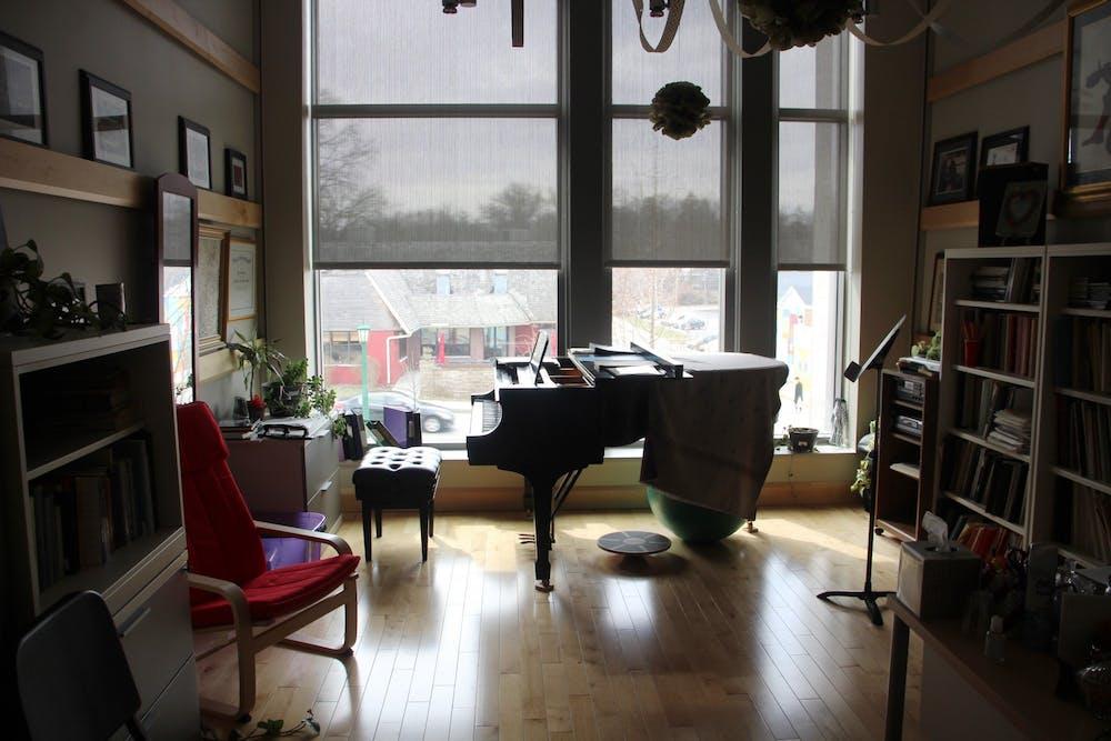 piano-room