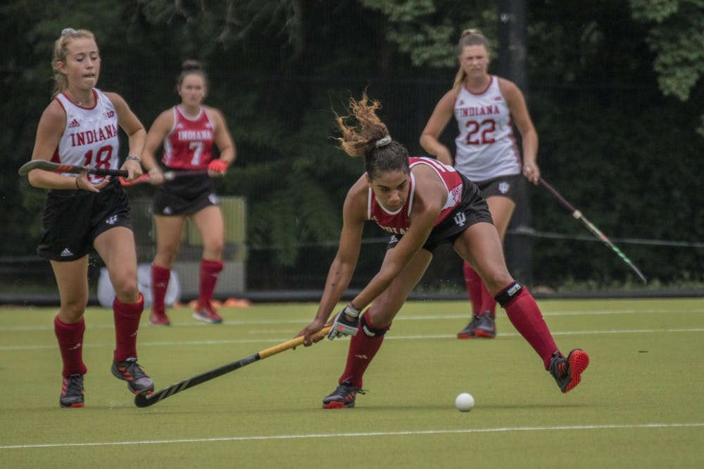 Field Hockey Takes Break From Big Ten Play Indiana Daily Student