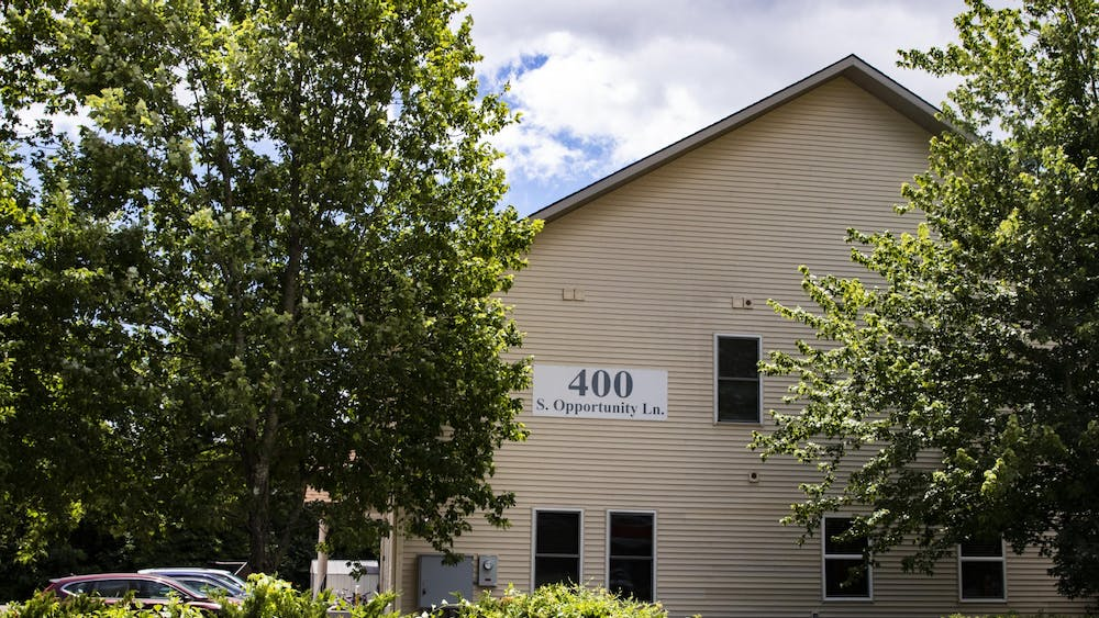 Wheeler Mission Center for Women & Children Bloomington is located at 400 S. Opportunity Lane. The center provides women both long-term and short-term stays depending on the program they're enrolled in.