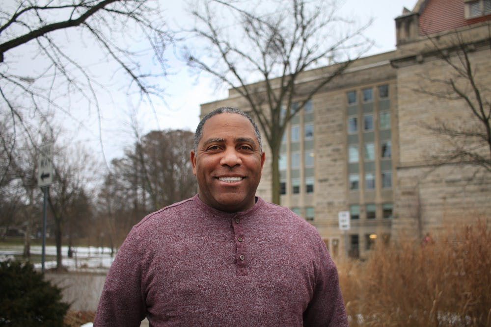 <p>Former Sgt. Shannon Ramey retired from the IU Police Department at 56 years old last December. Ramey went through the IU cadet program in 1986 and started with IUPD at IU-Purdue University Indianapolis in 1988.&nbsp;</p>