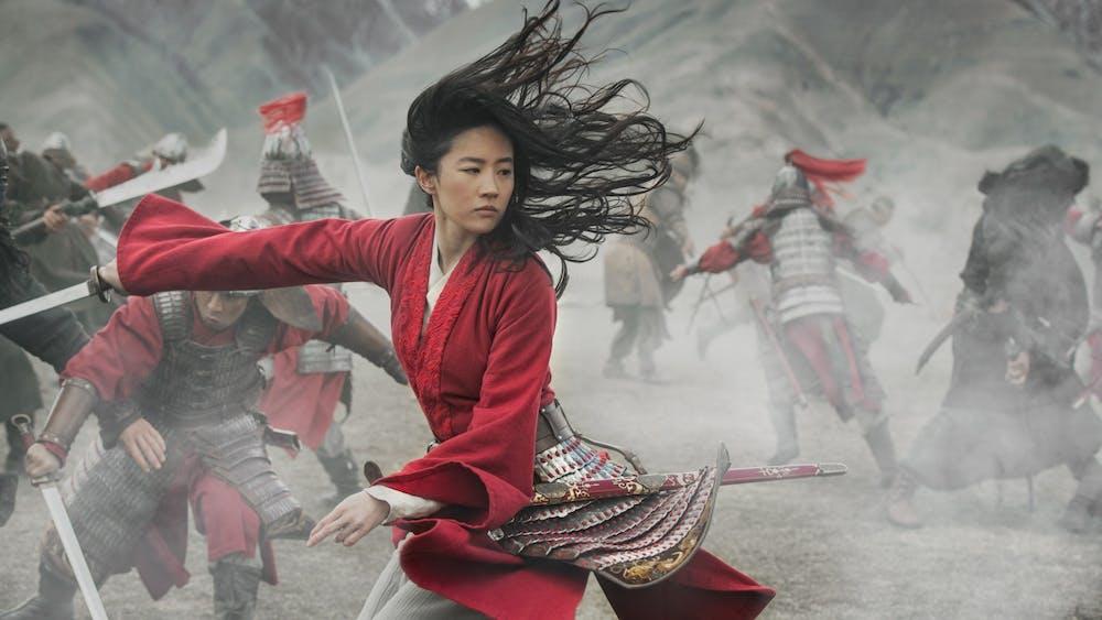 "Liu Yefei stars in Disney's reboot of ""Mulan."""