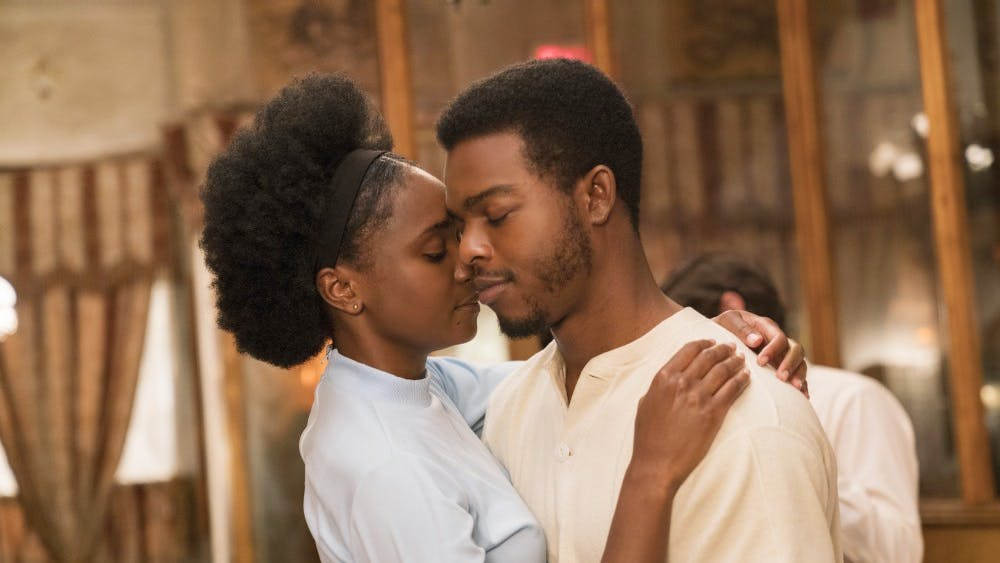 """""""If Beale Street Could Talk"""" is a dramatic crime movie that was released in 2018. Regina King won the Oscar for Best Supporting Actress for her role in the film."""