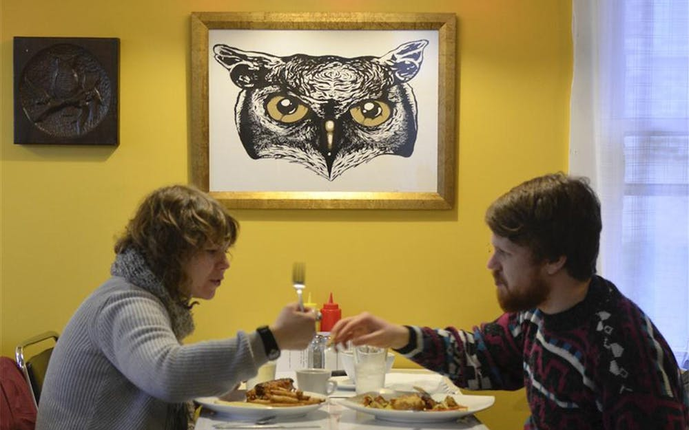 <p>The Owlery restaurant at the corner of Sixth Street and College Avenue will soon reopen under new ownership. The vegan and vegetarian restaurant closed indefinitely in March due to the coronavirus pandemic.</p>