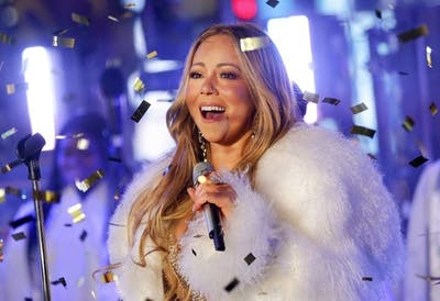 Mariah Carey sings March 5, 2019.