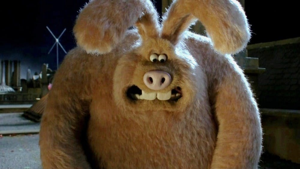 """""""Wallace & Gromit: The Curse of the Were-Rabbit"""" was released Oct. 5, 2005."""