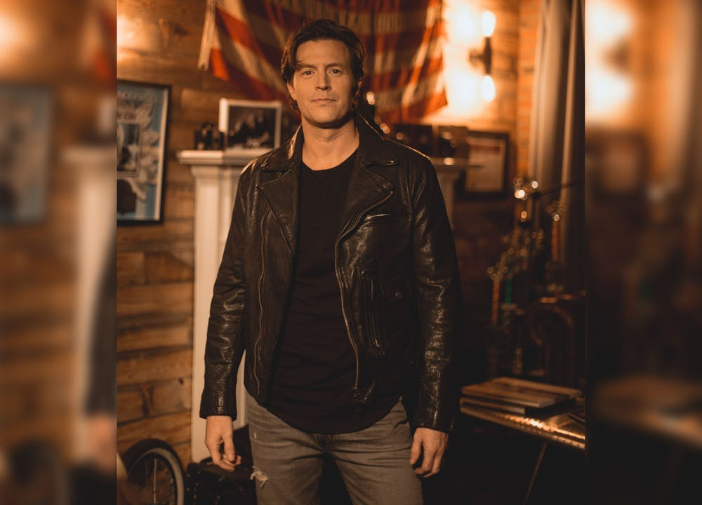 <p>Indiana-born country musician Clayton Anderson will perform in Dunn Meadow at 8 p.m. Friday, presented by the IU Auditorium as part of IU's Open Air Venues initiative. </p>