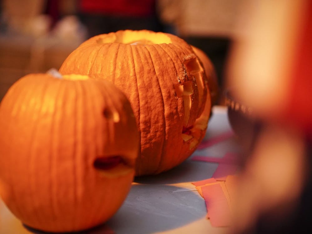 44 percent of Halloween-related injuries come from carving pumpkins.