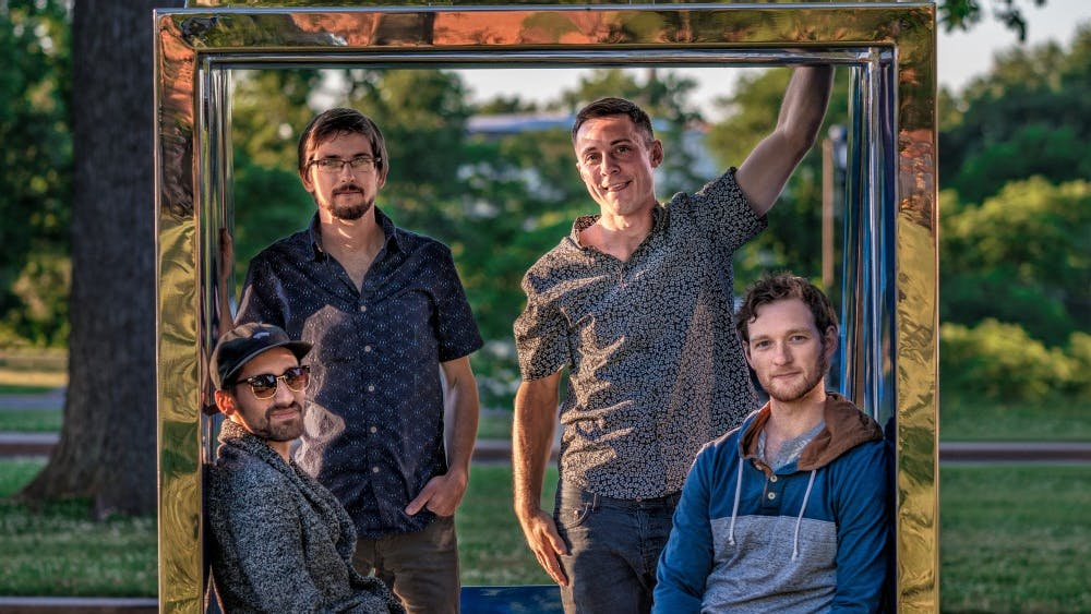 The groove rock band Aqueous will perform at 9 p.m. Feb. 7 at the Bluebird Nightclub.The band is made up of guitarist and vocalist Mike Gantzer; guitarist, pianist and vocalist Dave Loss; bassist Evan McPhaden; and drummer Rob Houk.