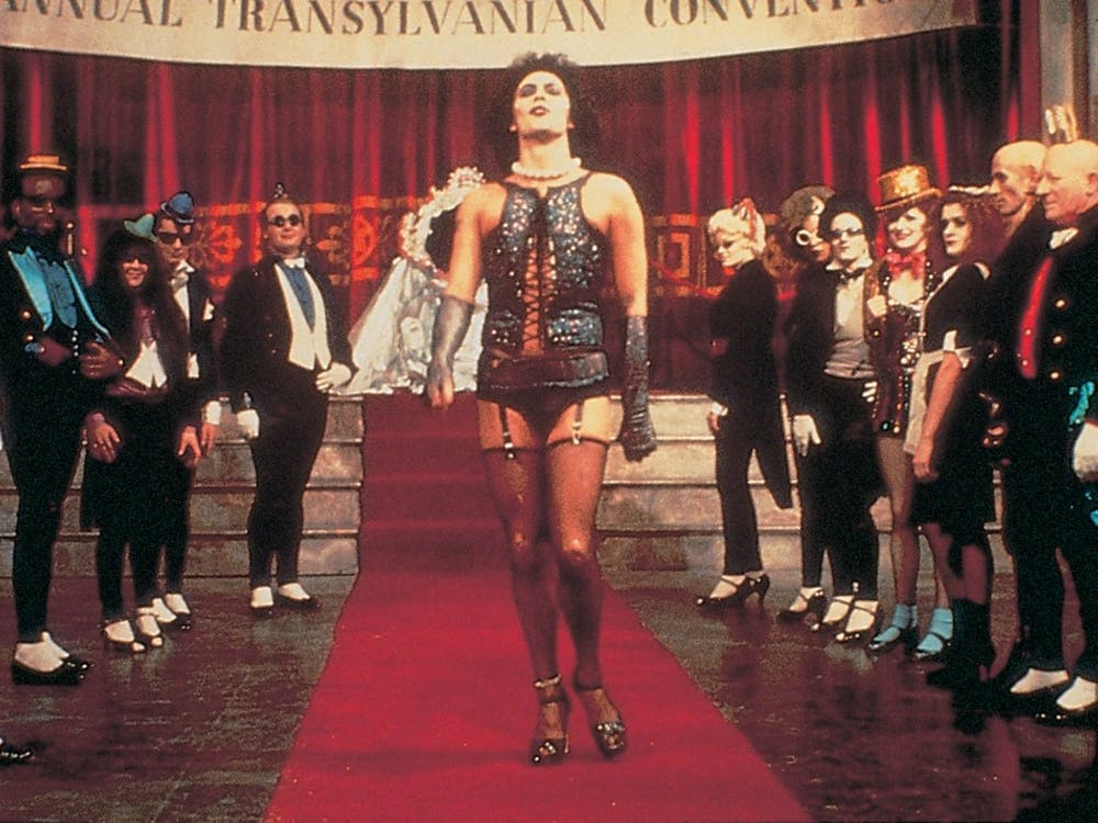 """Tim Curry stars in the 1975 cult classic """"Rocky Horror Picture Show."""""""