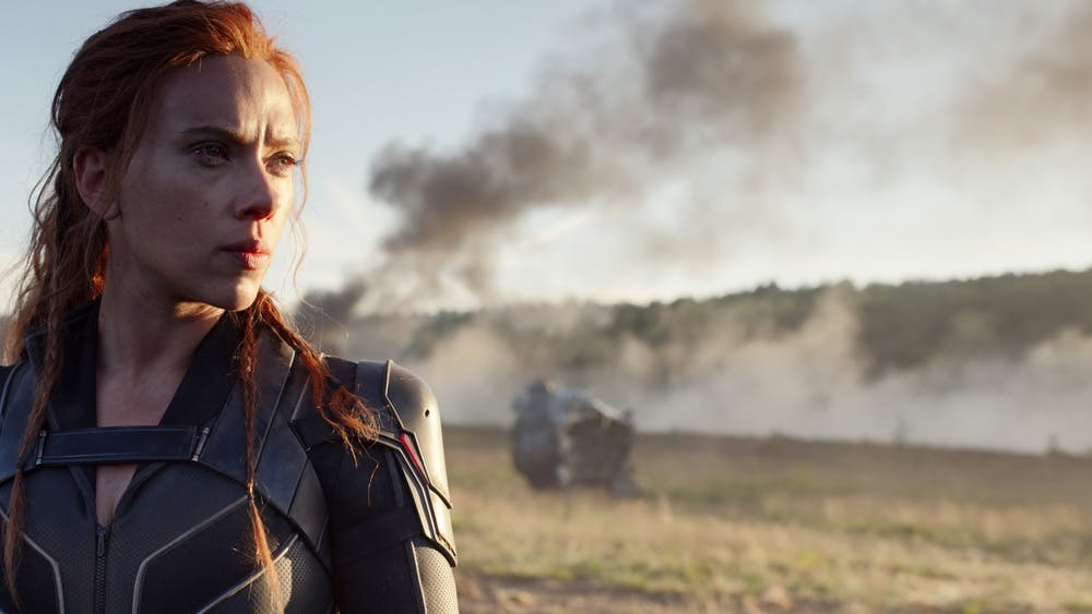 """The long-awaited """"Black Widow"""" movie was released July 9."""