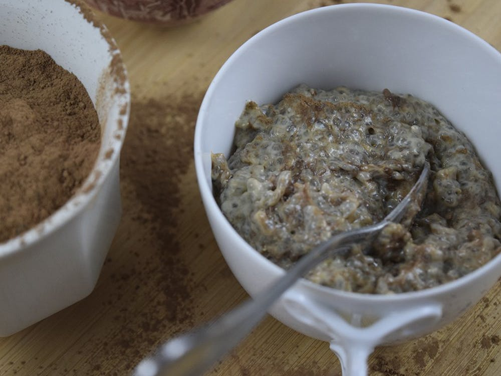 This recipe is best made overnight to let the chia seeds fully soften. Similar in texture to a tapioca pudding, this is a healthy alternative for dessert.