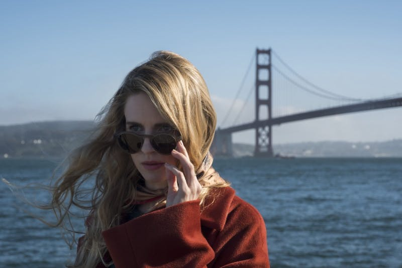 "Brit Marling in ""The OA."" (Nicola Goode/Netflix/TNS)"