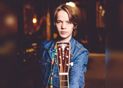 Award-winning bluegrass guitarist and singer Billy Strings will play at 8 p.m. Jan. 24 at the Bluebird Nightclub.
