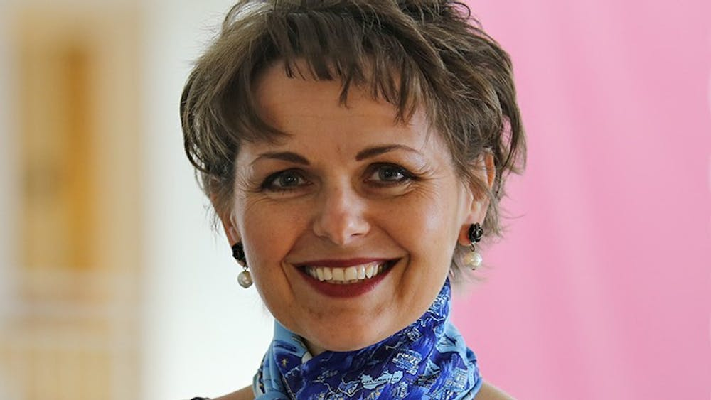 Jitka Nelson is Indiana's 2017 Teacher of the Year. She will offera seminar at 10 a.m. Friday in the IU School of Education Auditorium, sponsored by the INSPIRE Living-Learning Center.