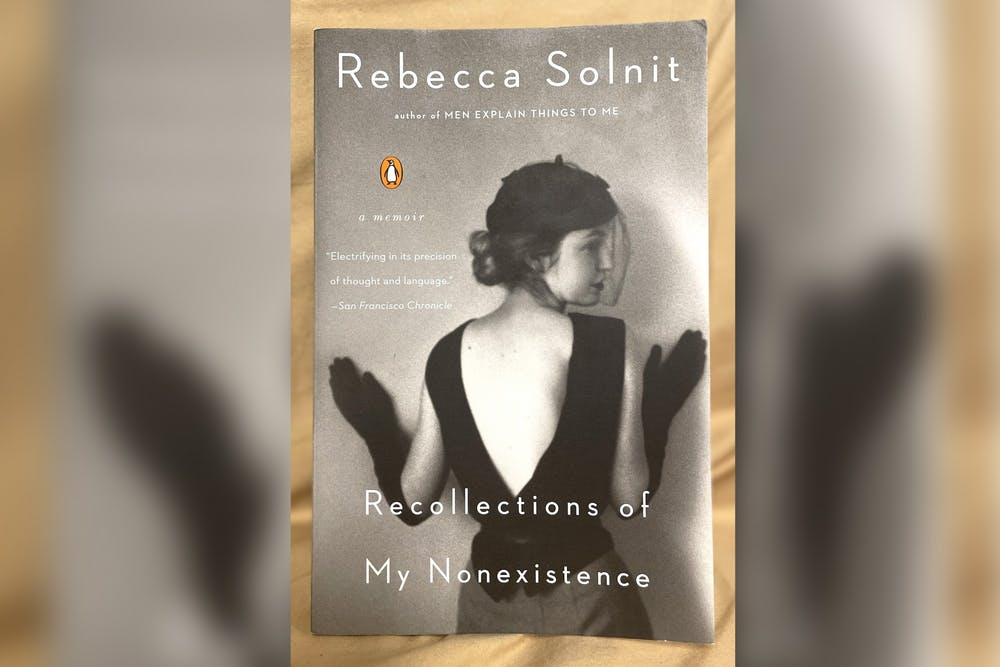 <p>Rebecca Solnit released her memoir &quot;Recollections of My Nonexistence&quot; on March 5, 2020.</p>