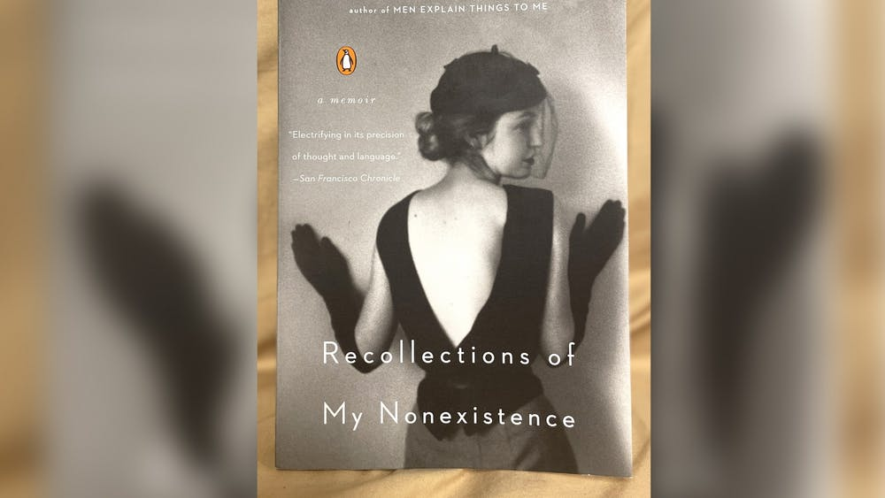 """Rebecca Solnit released her memoir """"Recollections of My Nonexistence"""" on March 5, 2020."""