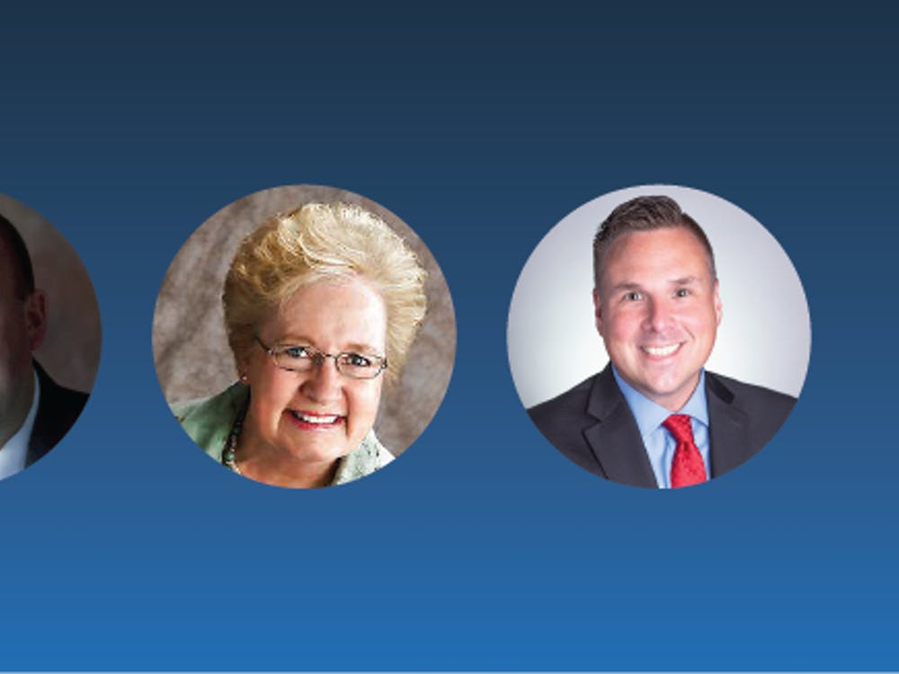 Democrat incumbents Trent Deckard, Geoff McKim and Cheryl Munson will be the three at-large Monroe County Council members for another term, beating out two Republican challenging candidates.