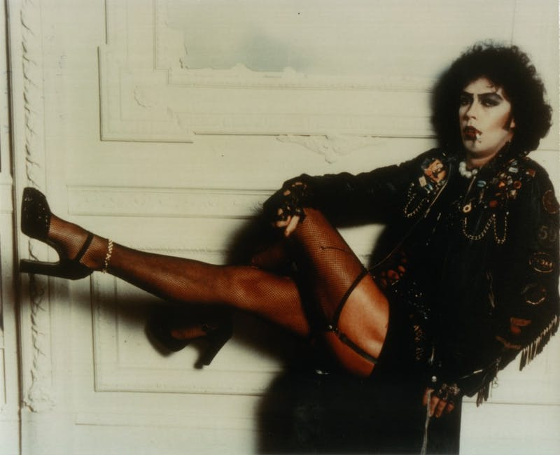 """Rocky Horror Picture Show"" was released in 1975. Cardinal Stage will have its 13th annual screenings of ""Rocky Horror Picture Show"" at 8 p.m. and midnight Oct. 27 at the Buskirk-Chumley Theater."