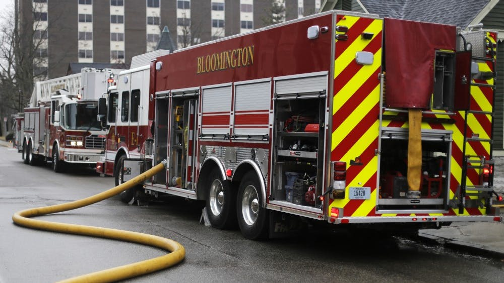 Bloomington placed in the top 1 percent of the 1,593 Indiana communities with a fire department for Bloomington Fire Department's recent public protection rating. The city received a score of ISO Class 2/2x rating.